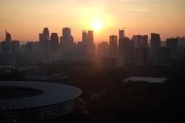 Good Morning Jakarta City